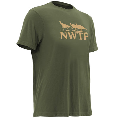 NOMAD NWTF Turkey Tracks Tee