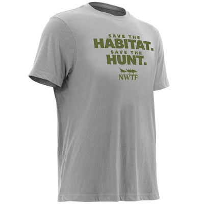 NOMAD NWTF Save The Habitat Tee