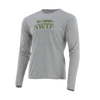 NWTF Turkey Tracks LS Tee