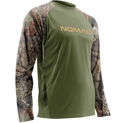 Nomad Long Sleeve Raglan