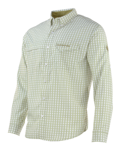 Nomad Banquet Plaid Button-Down