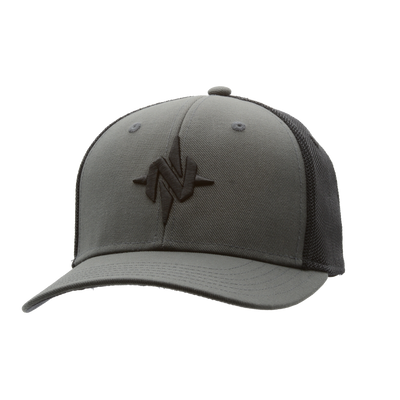 Nomad Mark Stretch Trucker Cap