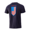 Nomad Flag Shield Tee