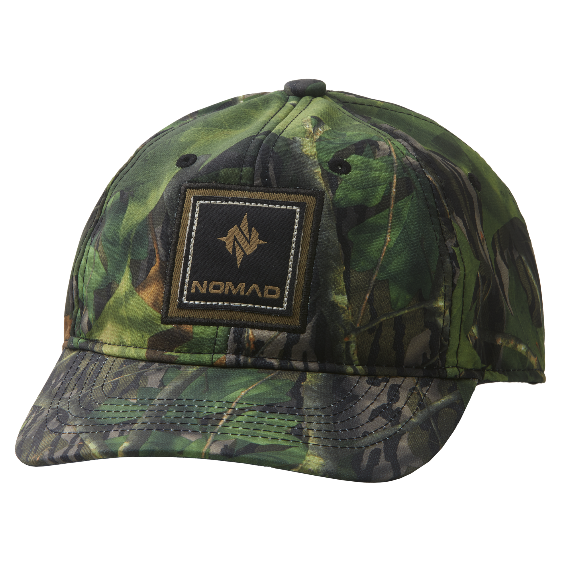 Nomad Woven Patch Cap