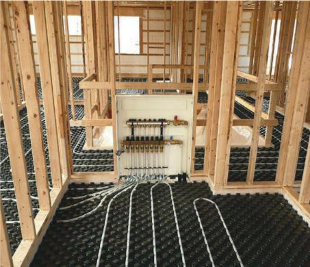 How To Install Radiant Floor Heat Ambient Floor Heat