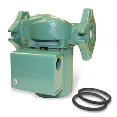 Taco 0010-MSF2-IFC   0010 3-Speed Cast Iron Service Circulator Pump - Integral Flow Check, 1/20 HP