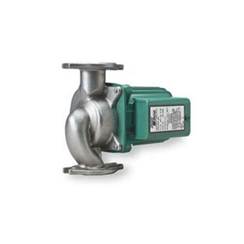 "Taco 0012-SF4-1   0012 Stainless Steel Circulator Pump, 1/8 HP (2"" Flanged Connection)"