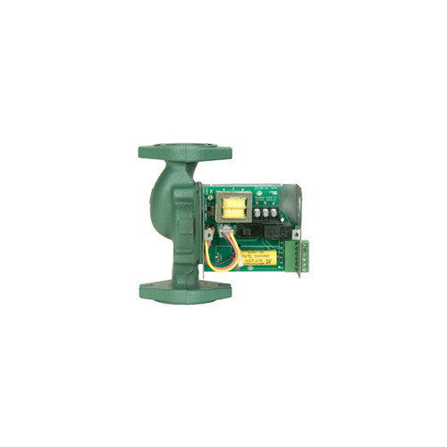 "Taco 0012-ZF4-4   0012 Cast Iron Priority Zoning Circulator Pump, 1/8 HP, 1-1/2"" Flanges Included"