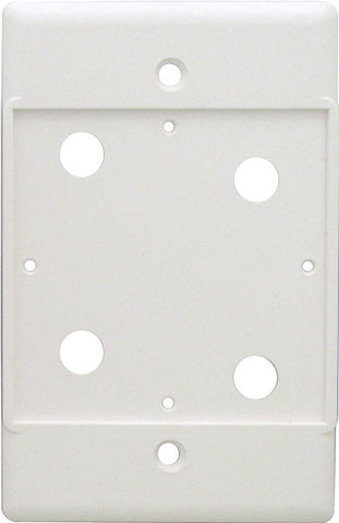 Tekmar 007   Adaptor Plate - for Enclosure G & J
