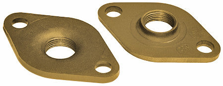 "Bell & Gossett 101212LF Set of Two 1"" NPT Companion Flanges for Bronze Circulators"