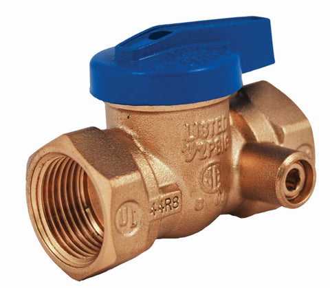 "LEGEND 102-513   1/2"" FNPT x 1/2"" FNPT T-3100 GAS BALL VALVE, SIDETAP"