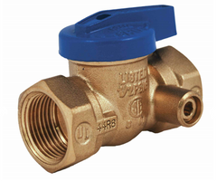 "Legend 102-525   1"" T-3100-T Gas Ball Valve"