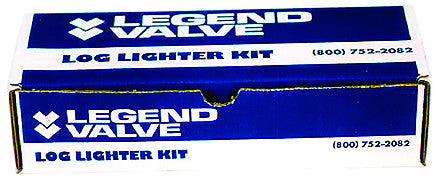 "Legend 102-884   1/2"" T-3500Pb Log Lighter Kit"