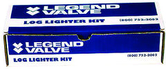 "LEGEND 102-894   1/2"" T-3501PB LOG LIGHTER KIT"