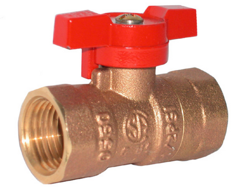 "Legend 102-915   1"" T-3006 Ball Valve"
