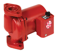 Bell & Gossett 103400 Cast Iron NRF-36 Red Fox, Wet Rotor, Three Speed Circulator