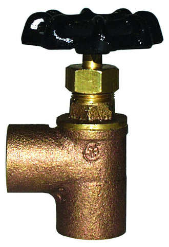 "Legend 107-119Nl   3/4"" Sweat X Sweat S-503Nl No Lead Angle Stop Valve"