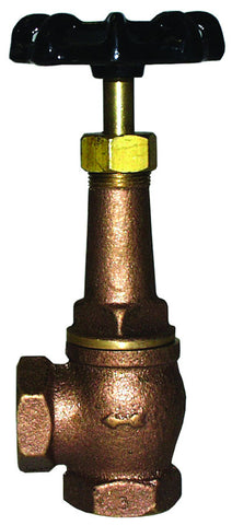 "LEGEND 107-257NL   1/2"" FNPT x FNPT T-505NL NO LEAD LONG BONNET STOP VALVE, ANGLE"