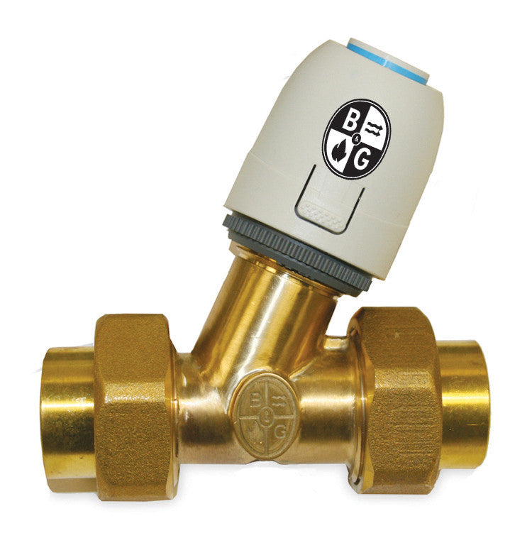 Bell & Gossett 109500 Snap Zone Valve SZV-050S-4WE _Ó SWT Zone Valve, 4 Wire