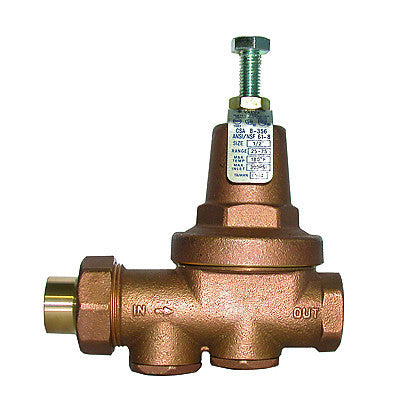 "Legend 111-324Nl   3/4"" Fnpt X Fnpt T-6800Nl Pressure Reducing Valve"