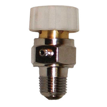 "Webstone 11516   1/8"" IPS BRASS AUTO STEAM VENT VALVE STAINLESS STEEL CHECK BALL & SPRING"