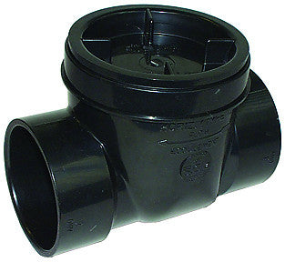 "Legend 202-273   3"" Solvent S-660 Abs Backwater Valve"