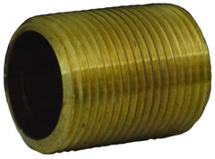 "Webstone 29003W   LEAD FREE 3/4"" X CLOSE BRASS NIPPLE"