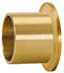 "Caleffi 31403 FD Brass Tail Piece 1-1/4"" SWT Hydro Separator Fitting"