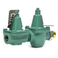 "Taco 334-T3   1/2""? NPT Union Inlet, 1/2""? NPT Outlet Dual Control Boiler Feed Pressure Reducing Valve"
