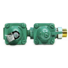 "Taco 334-T3   1/2""NPT Union Inlet, 1/2""? NPT Outlet Dual Control Boiler Feed Pressure Reducing Valve"