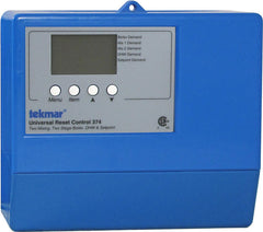 Tekmar 374   Universal Reset Control - Two mixing, Two stage boiler, DHW & Setpoint