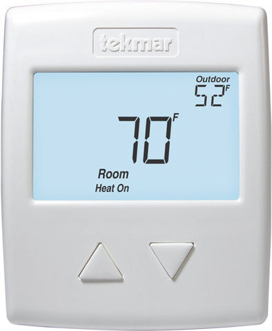 Tekmar 518   Thermostat -1 Stage Heat