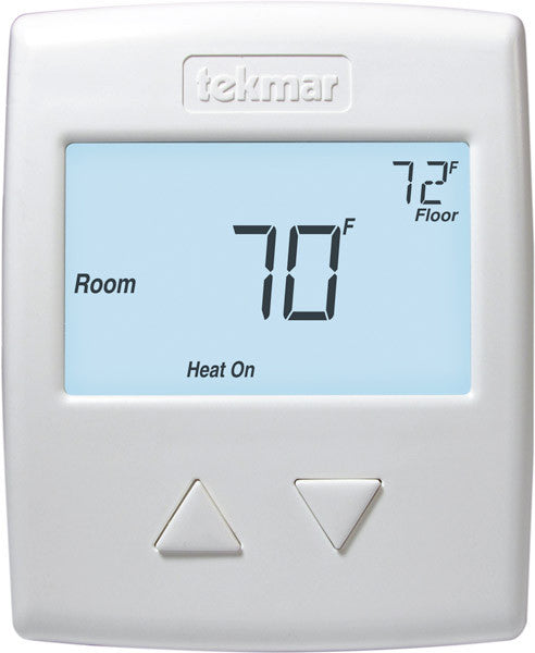 Tekmar 532    tekmarNet® Thermostat - One stage heat