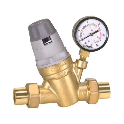 "Caleffi 535051A Brass Model 5350 Auto Fill Boiler Feed Valve 3/4"" MNPT Inlet/Outlet"