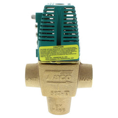 "Taco 562-5   1"" Sweat 3-Way Heat Motor Zone Valve"