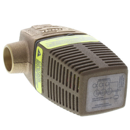 "Taco 571-2   3/4"" SWT 2 - Way Heat Motor Zone Valve"