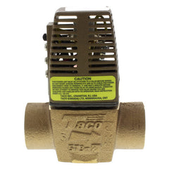 "Taco 573-2   1-1/4"" SWT 2 - Way Heat Motor Zone Valve"
