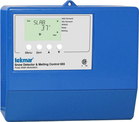 Tekmar Controls in Thermostats, Boilers, Valves