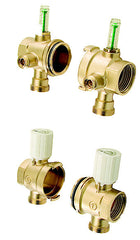 "LEGEND HYDRONICS 8000-14-ES   MODULAR MANIFOLD 1-1/4"" SUPPLY END-PAIR"