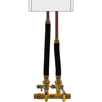 "Webstone 8FK3-WIS-18  HYDRO-CORE 1-1/4"" PRS COMPLETE NEAR BOILER PIPING KIT - WALL HUNG - INTERNAL CIRCULATOR PUMP"