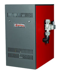 Crown Boiler - BWF Series - BALI Model BWF061   61,000 BTU Power Vent Cast Iron Gas Fired Hot Water 83.3% AFUE Natural & LP Gas Boiler
