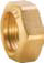 "Caleffi F41186 3/4"" Brass AutoFill Union Nut"