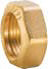 "Caleffi F61008  1"" Union Nut, low-lead brass"