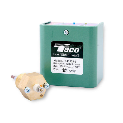Taco LTA1203S-2   Electronic, (120V) Auto Reset Low Water Cut-Off (Water)
