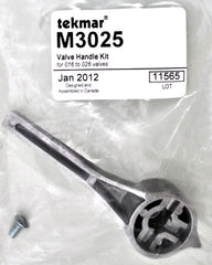 Tekmar M3025   Valve Handle Kit – for 016 to 026 valves