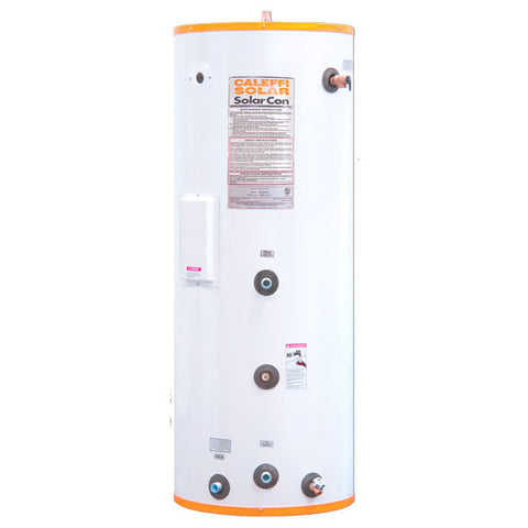 Caleffi NAS20080 SolarCon 80 Gallon Storage Tank, No Heat Exchanger