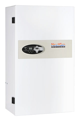 NEXTGEN-4 PRE-ASSEMBLED 4 kW ELECTRIC, RESIDENTIAL OR COMMERCIAL, MODULATING BOILER
