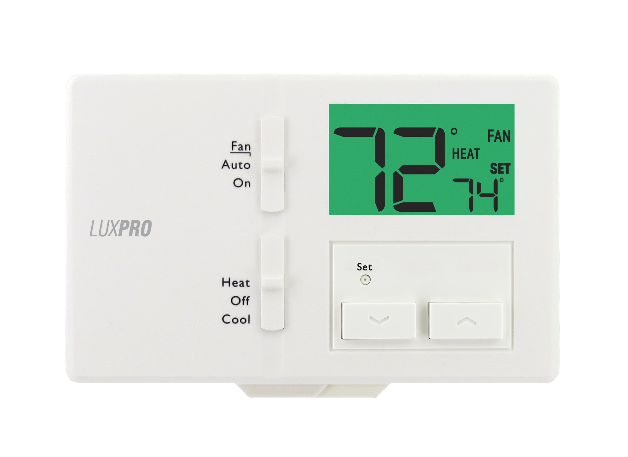 Luxpro Thermostat Diagram Electrical Wiring Diagrams 2wire Programmable Example 3m P111 Non