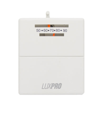 LuxPro PSM30SA MECHANICAL SNAP-ACTION 2 WIRE HEAT ONLY THERMOSTAT