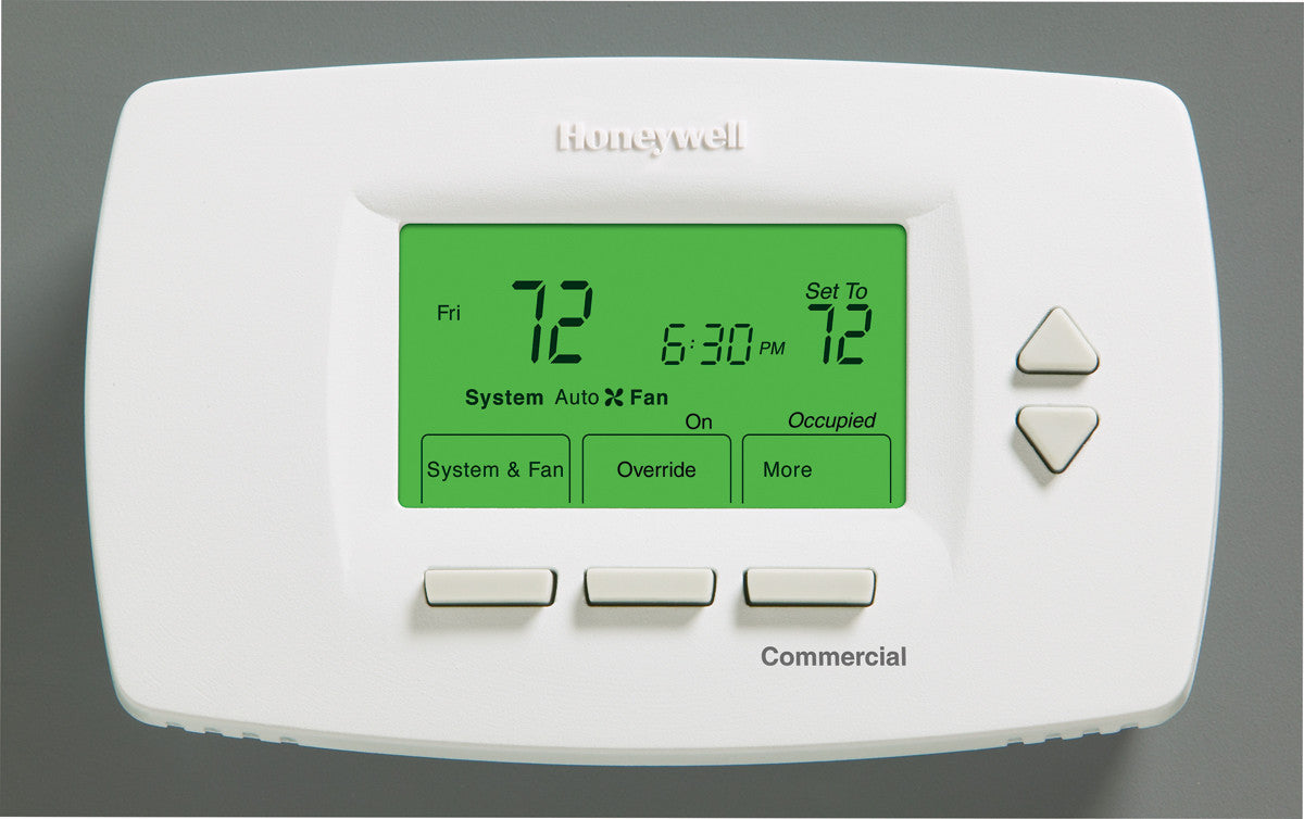 Honeywell TB7220U1012 Commercial PRO 7000 Programmable Thermostat
